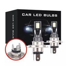 Signal antibrouillard H4 SMD3030 12 led s ampoule LED Super lumineux H1 H3 H7 9005 9006 HB4, clignotant, lampe de conduite, couleur blanche