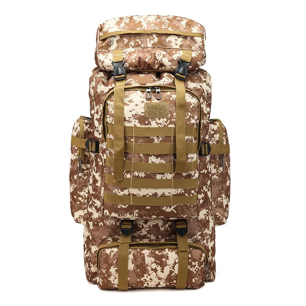 2019 nouveaux hommes et femmes camouflage sac à dos grande capacité sac à dos en plein air camping sac à dos