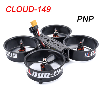 PNP CLOUD-149 149mm 3inch Carbon Fiber Frame 1407 4000KV / 1507 Motor 25A BLHELI_S ESC Mini F4 700TVL Camera FPV Racing RC Drone