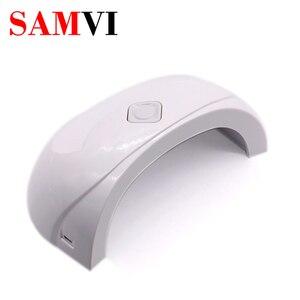 SAMVI SUN6X 18W UV LED Nail La