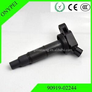Image 2 - 90919 02244 90919 02244 Ignition Coil For Toyota Camry Highlander RAV4 Scion tC xB Lexus 2.4 90919 02266 90919 02243 UF333 C1330