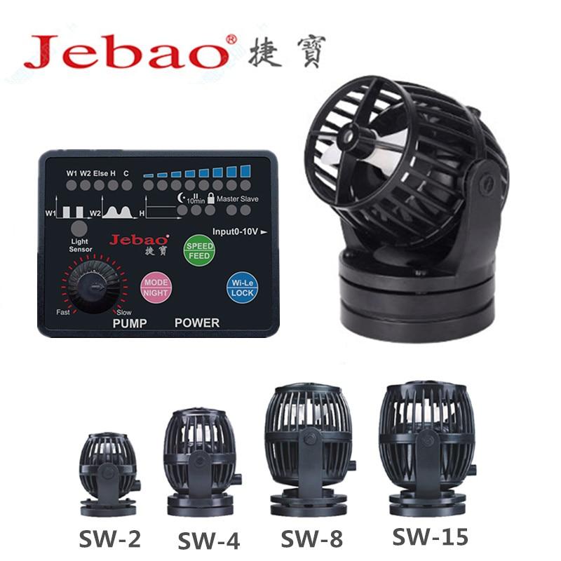 Цилиндрический насос Jebao/Jecod 110 ~ 240 В, RW4, RW8, RW15, RW20, для насоса с коралловым фильтром, для насоса, для использования в режиме SW2, SW4, SW8, SW15 Морская ...
