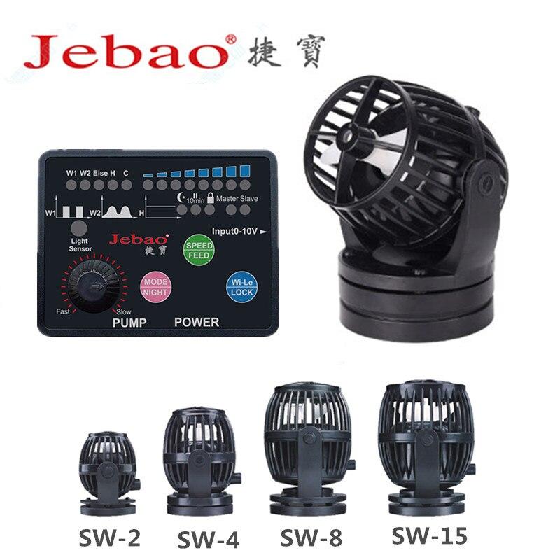 Jebao/jeblanc 110 ~ 240V RW4 RW8 RW15 RW20 il cilindro di corallo della pompa del cilindro di corallo di SW2 SW4 SW8 sw15. Onda dell'acquario marino|Water Pumps| - AliExpress