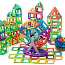 Building-Blocks Deformed Education-Toys Magnetic Children's DIY And 30-200pcs