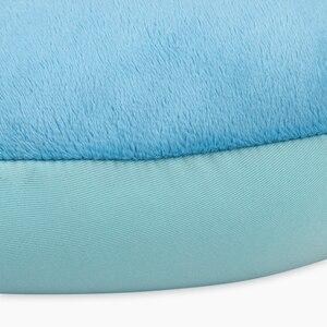 Image 5 - Almohada de viaje en forma de U, nanopartículas suaves, almohada para el cuello, almohada de viaje para avión, partículas de espuma, almohada para dormir en casa