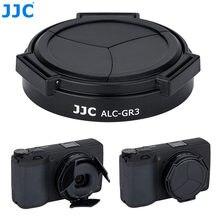 Jjc автоматическое открытие и закрытие крышки объектива Защитная