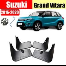 Mudguard for Suzuki Grand Vitara 2016-2020 Mudguards Fender Mud flaps splash Guard Fenders flap car accessories