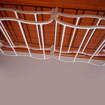 12 Layers Organizer Wall-mounted Style Home Shoe Rack White Over Door Hanging Shoe Shelf For Home Dormitory Shoes