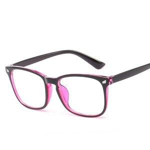 Синий светильник, очки для мужчин, компьютерные очки, игровые очки, прозрачные очки, оправа для женщин и мужчин, очки с защитой от синего свет...
