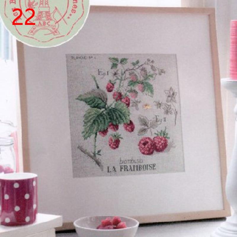 22 DFEA-阴影花系列18覆盆子