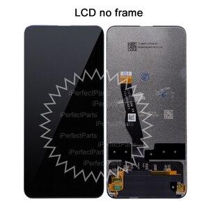 Image 2 - 화웨이 Y9 프라임 2019 LCD STK L21 STK L22 화웨이 P 스마트 Z/명예 9X LCD 용 STK LX3 디스플레이 터치 스크린 디지타이저 어셈블리
