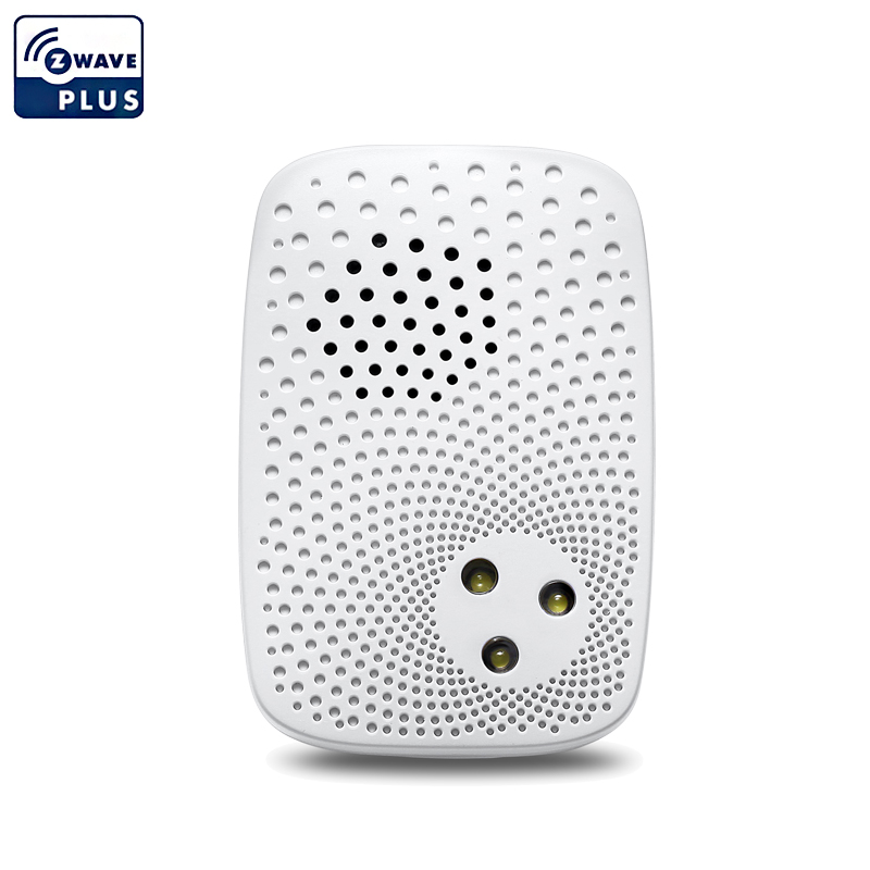 Smart Home Z Wave Plus Siren Gen 5 Alarm Battery Operated  106DB Speaker EU 868.4MHZ Compatiable Smartthings Vera