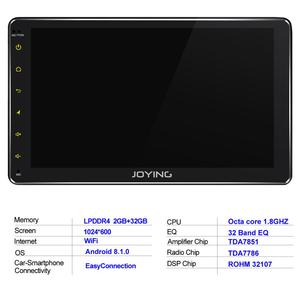 "Image 5 - Rückansicht Kamera 8 ""Universal Android Auto Radio Stereo Doppel 2Din Full Touch Sceen Kopf Einheit GPS Navigatio Multimedia player DVR"