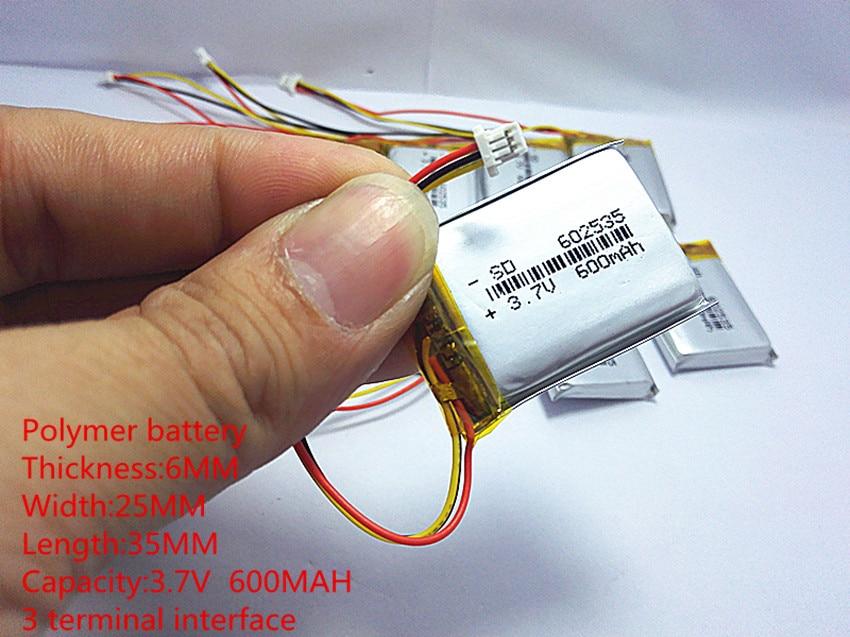 аккумулятор 602535 582535 SP5
