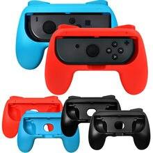 2 uds. Mango de mando de silicona para n-switch Joy-Con, accesorios de soporte para consola