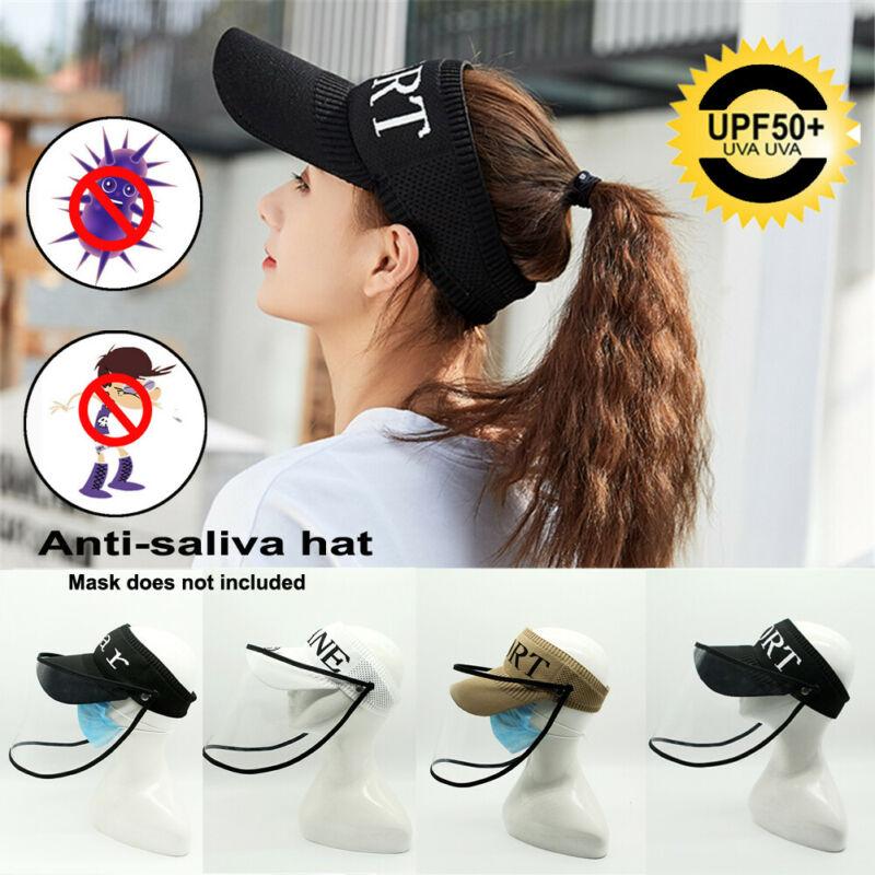 2020 Summer Unisex Anti-virus Flu Epidemic Sun Hats Outdoor Hat Anti-Face Protective Dust Sunlight Windproof Cap