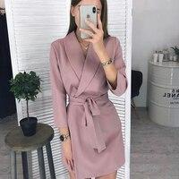 Полосатое платье с запахом  Цена 813 руб. ($9.81)*  Посмотреть