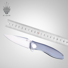 Kizer survival knife hunting 2019 new arrivals high quality camping edc tools