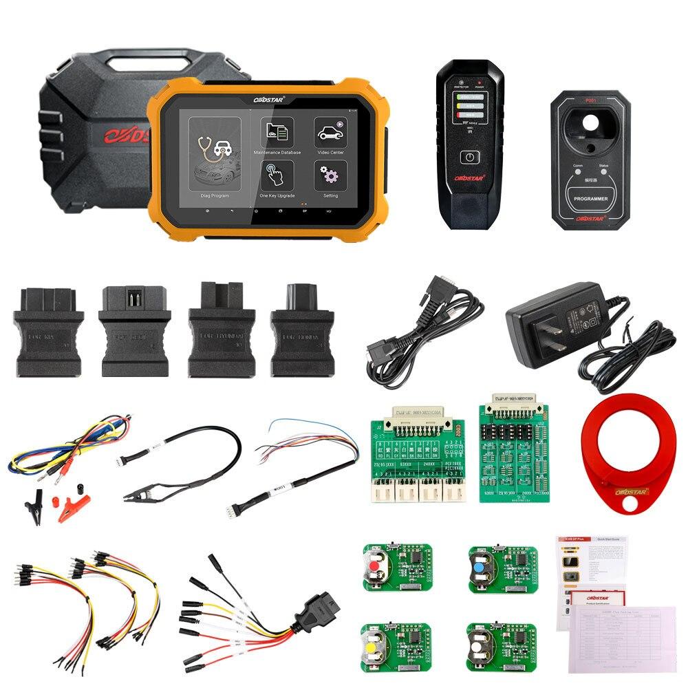 Auto klucz programujący OBDSTAR X300 DP Plus pełny SystemTablet korekta licznika Immobilizer profesjonalny skaner samochodowy OBD2