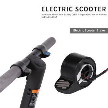 Guardabarros de freno para patinete eléctrico, accesorios de freno, ABS, para Xiaomi M365, Segway Ninebot ES2, ES1, ES3, ES4