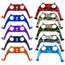 Decorative Strip For PS5 Controller Joystick Handle PC Decoration Strip For P5 Gamepad Controle Decorative Shell Cover