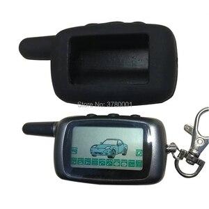 10 PCS/lot A9 2-way LCD Remote