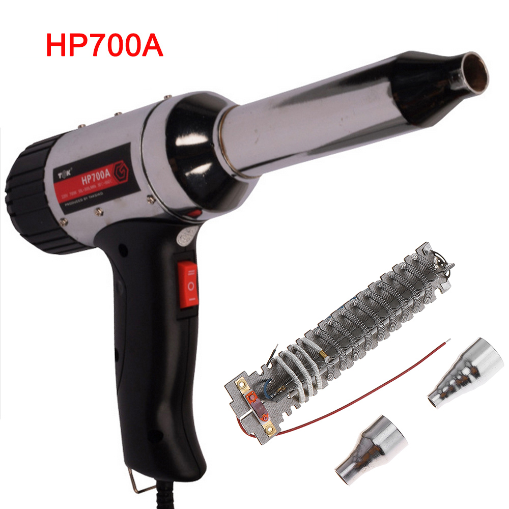 Электрический фен для горячего воздуха 220 В 700 Вт, строительный фен, терморегулятор, тепловые пистолеты, термоусадочная упаковка, тепловой электроинструмент|Термофены|   | АлиЭкспресс