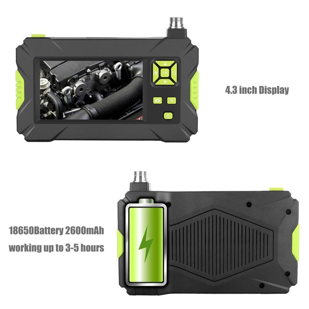 Image 5 - Kebidumei P30 工業用内視鏡ハンドヘルドボアスコープ 4.3 インチのカメラの液晶モニター 1080 HD  ビデオ検査カメラ内視鏡 8 ミリメートル    グループ上の セキュリティ
