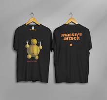 Camiseta vintage 1994 ataque maciço eurochild