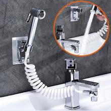 Новинка 2020 смеситель для ванной комнаты внешний Ручной Телескопический