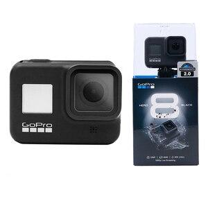 Image 2 - Gopro بطل 8 أسود عمل كاميرا الرياضة في الهواء الطلق كاميرا مع 4K الترا HD فيديو بث مباشر الاستقرار