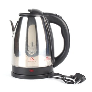 2L 1800W Stainless Steel Water