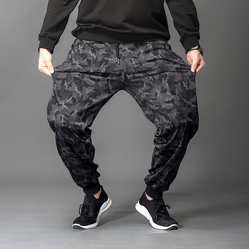 Fashion Trousers Street Clothing Men Casual Pants Men Jogger Military Camouflage Overalls Men Large Size 5xl 6xl 7xl