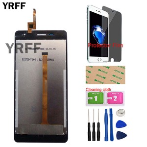 Image 3 - Touch Screen LCD Display For Oukitel K4000 Pro LCD Display Touch Screen Digitizer Panel Glass Lcd Repair Tools Protector Film