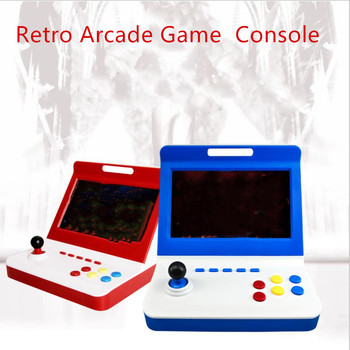 Coolbaby Nostalgic Retro HD 7 inch 128 bit Handheld Game Console Joystick Game Console Support Video Game For PSP Arcade  MD PS1