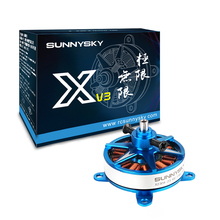 4 Sets/Lot RC Drone Brushless  Motor Original Sunnysky X2304-III Brushless Motor for X-Fixed Wing Indoor Quadcopter original walkera motor fixed plate for f210 3d f210 rc drone