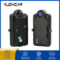 Batería GPS Tracker 5000mAh GSM WiFi GPS GPRS TF registrador de datos de la batería recargable extraíble imán potente SOS voz escuchando