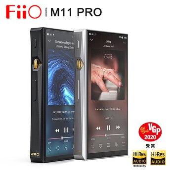 FIIO M11 PRO Samsung Exynos 7872 Android 7.0 Bluetooth Protable Music Player MP3 AK4497EQ High-performance Audiophile DAC DSD256