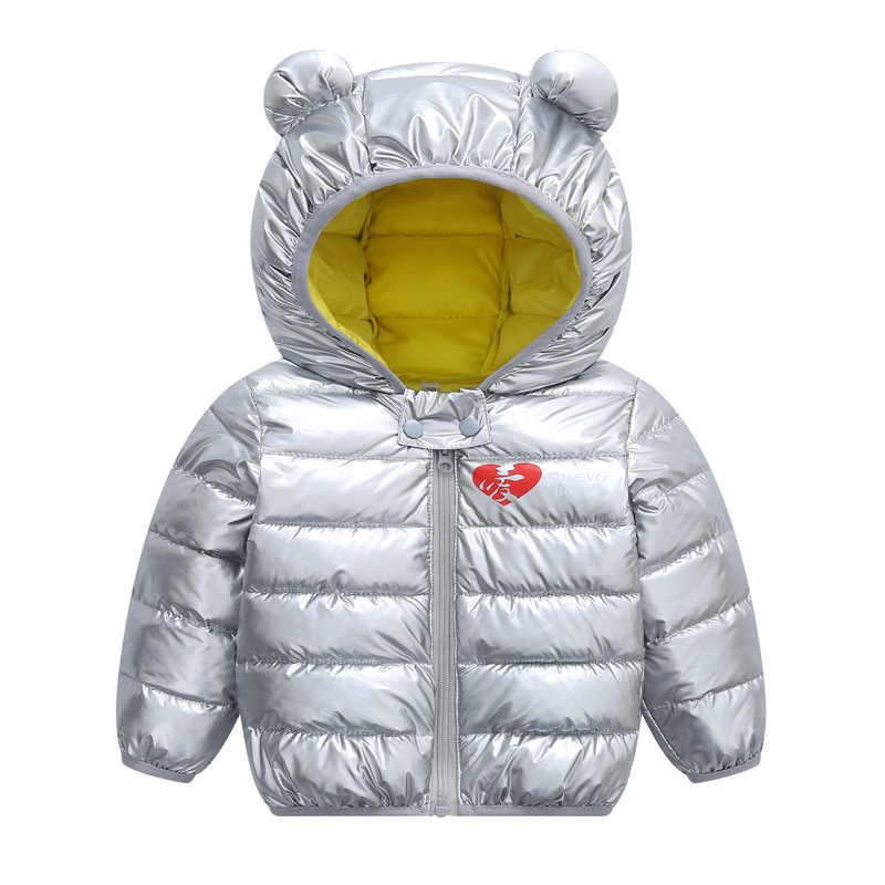 חדש סתיו החורף חם מעילי בנות מעילי בני תינוק מעילי בנות מעילי ילדים סלעית הלבשה עליונה תינוק ילדים בגדים