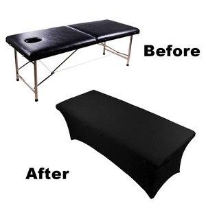 Image 5 - Almohada para extensión de pestañas, almohada de espuma de memoria y cubierta elástica para cama, sábana para injerto, herramienta de maquillaje para pestañas, salón de belleza