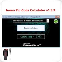 2020 IMMO, калькулятор с контактным кодом V1.3.9 для Psa, Opel, Fiat, Vag, разблокирован