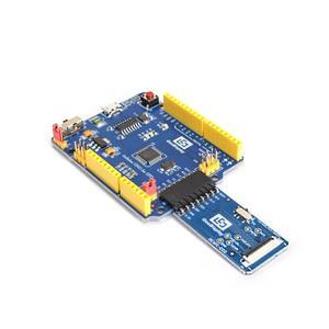 Image 3 - E Giấy Màn Hình Ban Phát Triển Bản Demo Bộ Arduino EPD Mũ Cho E Mực In Màn Hình Arduino