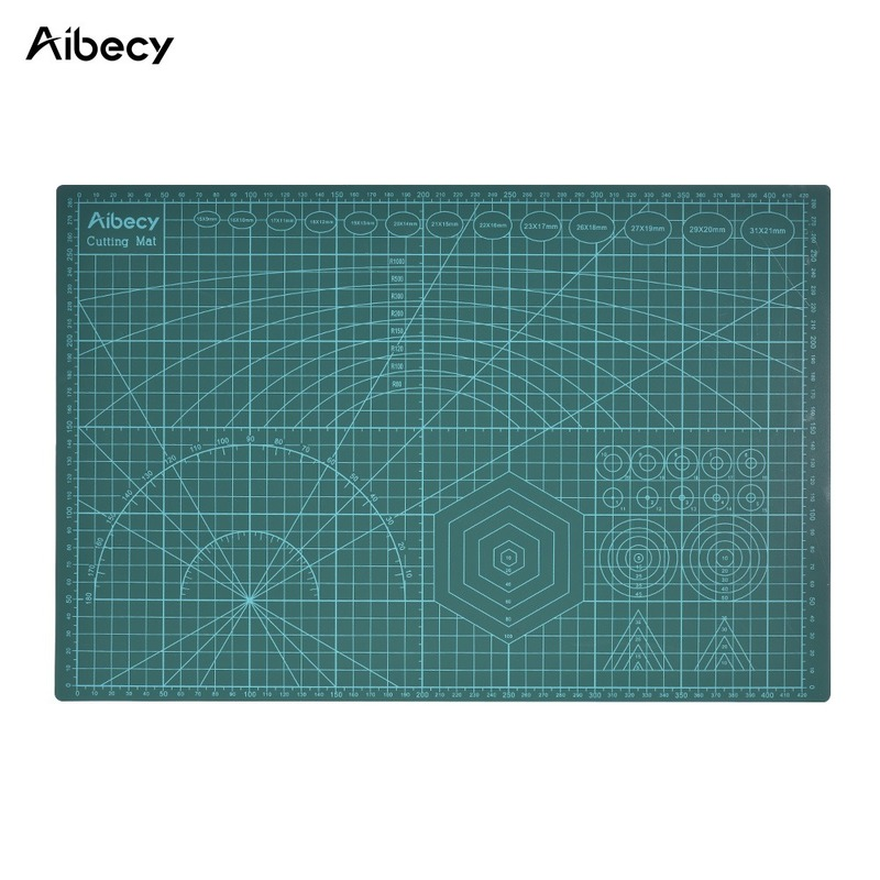 A3 PVC Cutting Pad Manual And Paper Tape Cutting Board Cutting Pad Rubber Stamp Model Cutting Pad Carving Table Work