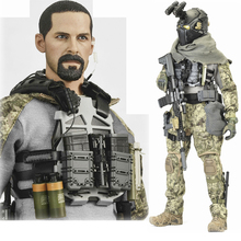 1/6 Green Wolf Gear ES DEVTAC Ronin GWG-007 Action Figure Full set with weapon gun  Collection Doll Toys Gift