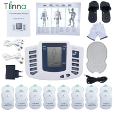 Tens Electronic Acupuncture Full Body Slimming Pulse Massage Muscle Stimulator Muscle Pain Relief Th