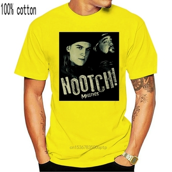Mallrats Movie NOOTCH! Picture Mall Rats Licensed Adult T-Shirt All Sizes(3) image