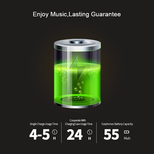 Image 3 - M6s אוזניות Bluetooth אלחוטי אוזניות מגע בקרת ספורט HD שיחת מוסיקה Bluetooth TWS Earbud עבור Xiaomi Huawei iphone סמסונג