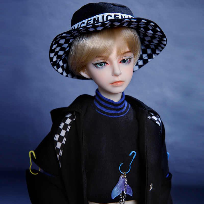 Fairyland Minifee 미카 인형 BJD 1/4 모델 소년 눈 고품질의 장난감 가게 수지
