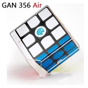 Image 1 - Nowy GAN 356 standardowy mistrz powietrza GAN 356Air SM 3x3x3 magiczna kostka profesjonalna kostka łamigłówka GAN profesjonalna konkurencja Cubo Magico