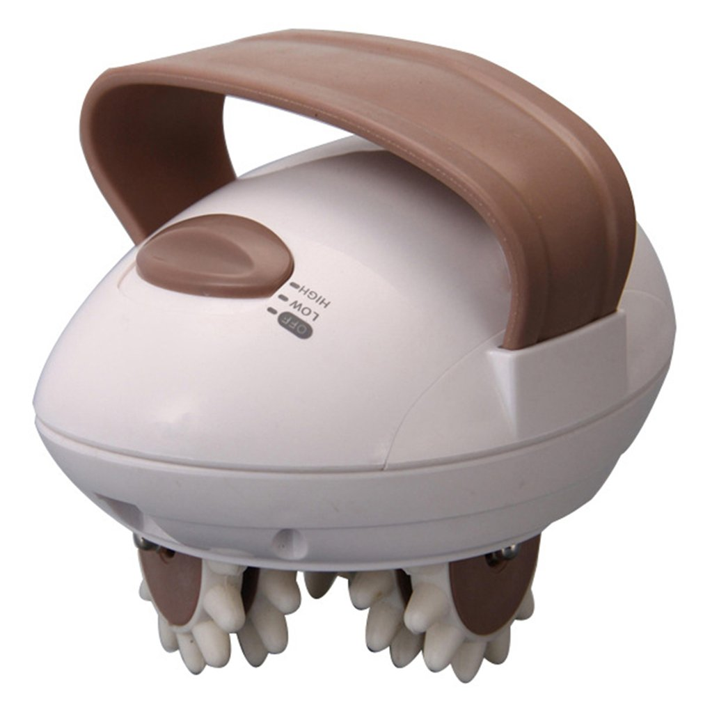 Sq-100 Home Multi-Function Electric Body Massager Mini 3D Face Machine Roller Massager Slimming Machine